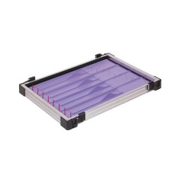 Tray met onderlijn plankjes 38 cm
