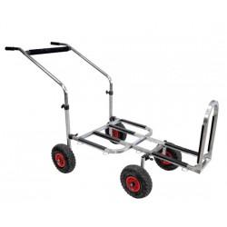 Rive Stainless Steel Transporter 4 Wheels